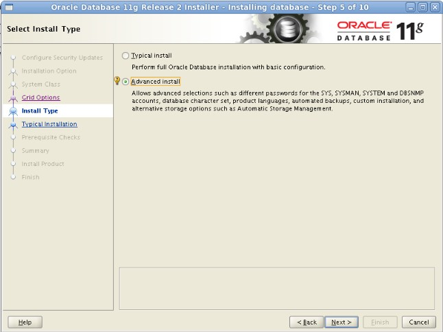 006-centos64-install-oracle-database-step5of10