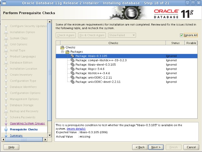021-centos64-install-oracle-database-step18of21